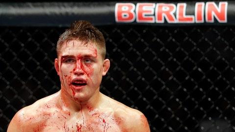 UFC Fight Night in Berlin
