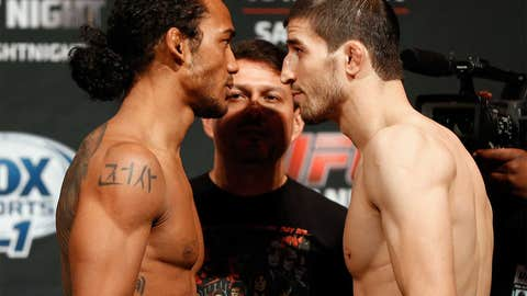 UFC Fight Night Henderson vs. Khabilov