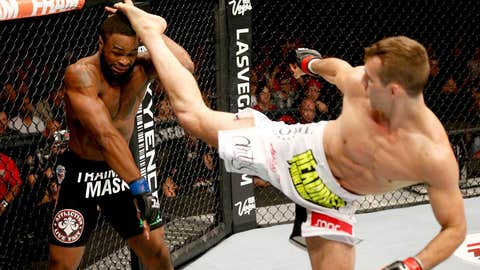 MacDonald vs. Woodley