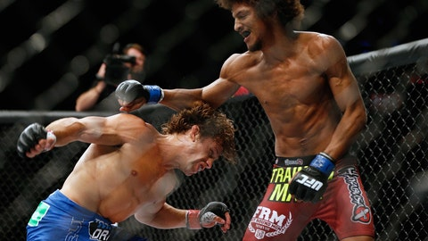 Faber vs. Caceres