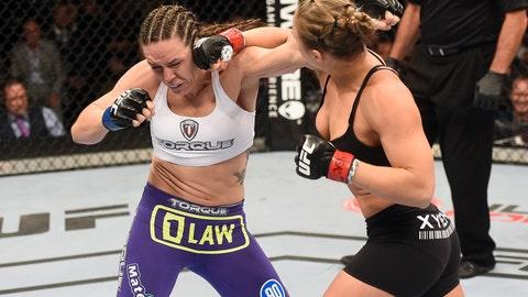 Rousey vs. Davis