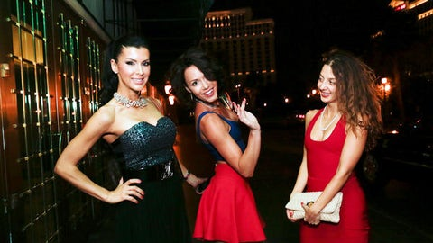 One Night in Vegas with Rachelle Leah