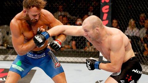 UFC Fight Night: Lawler vs. Brown