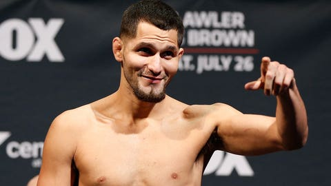 Jake Ellenberger vs. Jorge Masvidal
