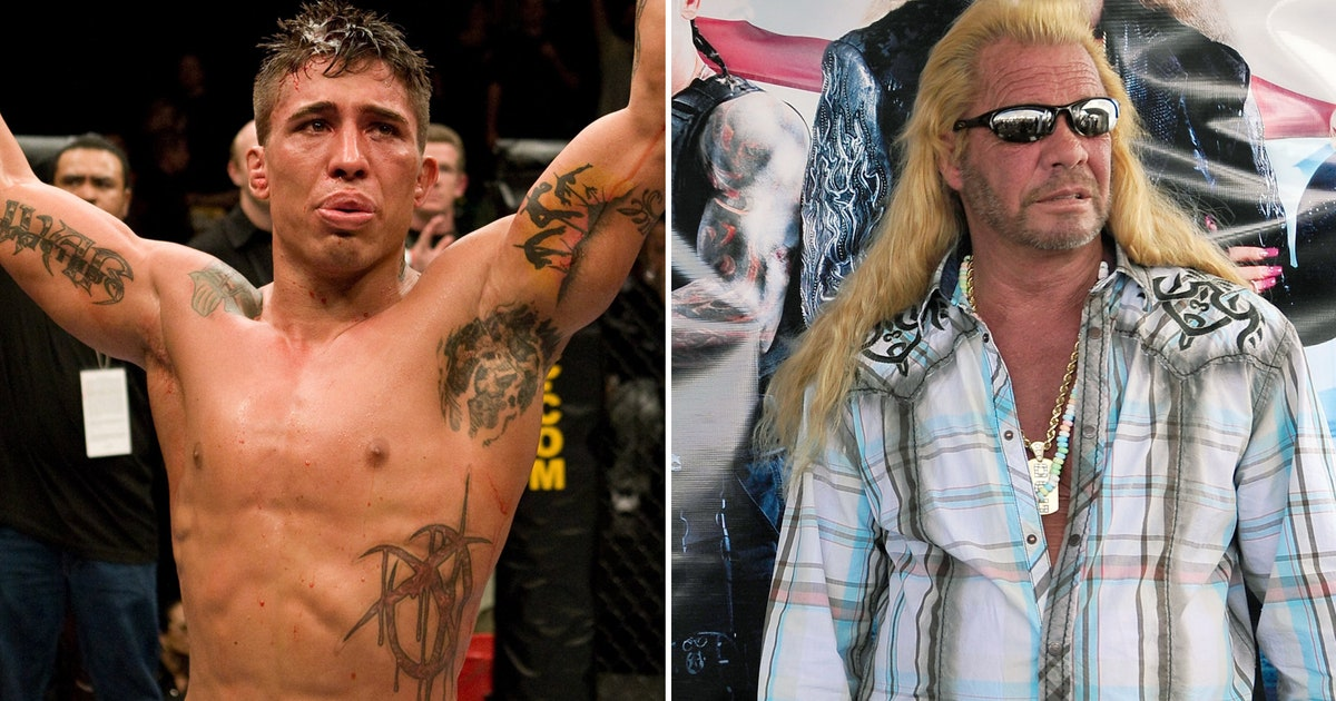Dog The Bounty Hunter Searching For Ex-Ufc Fighter War -2682