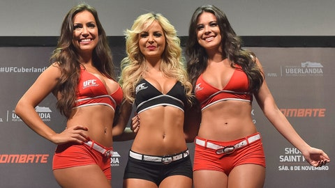 For Octagon girls