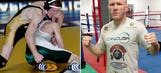 MMA fighter finding peace years after accidently breaking opponent's neck