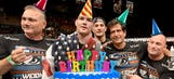 Chris Weidman wants to throw your kid's next birthday party