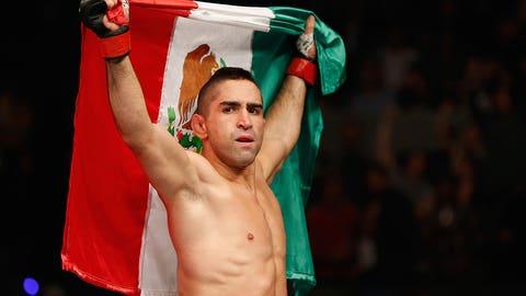 Ricardo Lamas vs. Charles Oliveira -- UFC Fight Night Mexico City