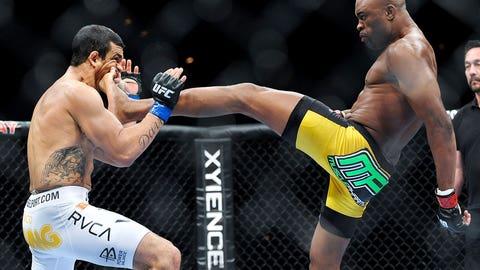 Anderson Silva vs. Vitor Belfort