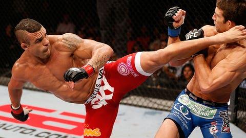 Vitor Belfort vs. Luke Rockhold