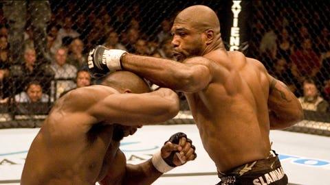 'Rampage' Jackson makes his UFC debut