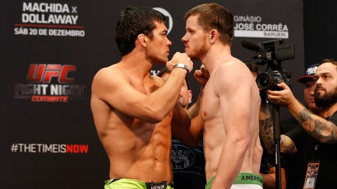 Lyoto Machida vs. C.B. Dollaway