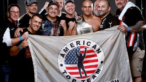 Ricardo Liborio/American Top Team