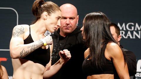 UFC 182 Weigh In