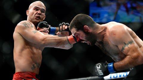 Robbie Lawler vs. Matt Brown at FOX UFC Fight Night