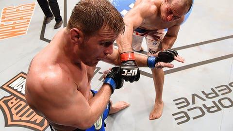 Junior dos Santos vs. Stipe Miocic at FOX UFC Fight Night