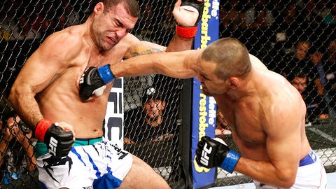 Dan Henderson vs. Mauricio 'Shogun' Rua at UFC Fight Night