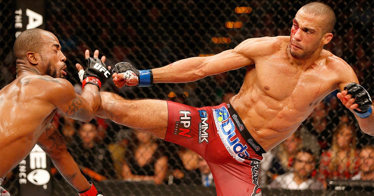 Edson Barboza: A win over Michael Johnson should put me in ...