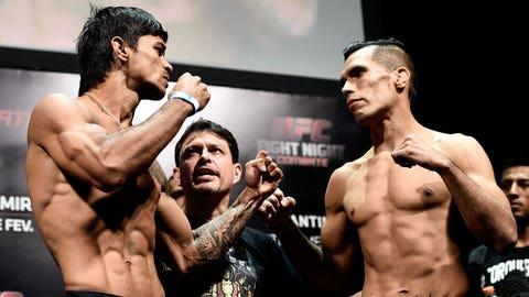 UFC Fight Night: Silva vs. Mir
