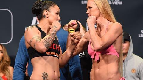 Raquel Pennington vs. Holly Holm