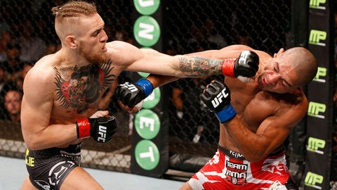 Conor McGregor vs. Diego Brandao