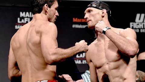 UFC Fight Night: Maia vs. Laflare
