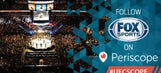 Backstage Pass: FOX Sports live streaming behind the curtain at UFC 187