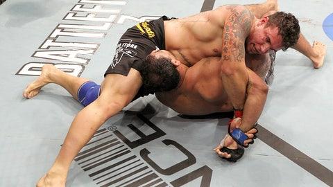 2. UFC 140: Frank Mir vs. Minotauro Nogueira
