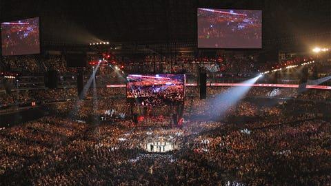 4. UFC 129: Georges St-Pierre vs. Jake Shields