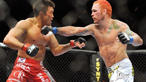 UFC 116: Yoshihiro Akiyama vs. Chris Leben