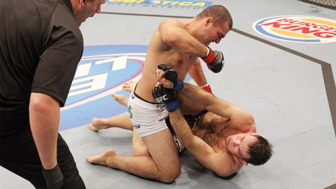 UFC 76: Forrest Griffin vs. Shogun Rua