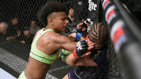 Angela Hill (UFC Rank: 14)