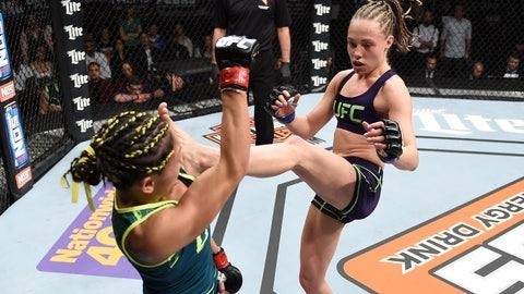 Rose Namajunas (UFC Rank: 4)