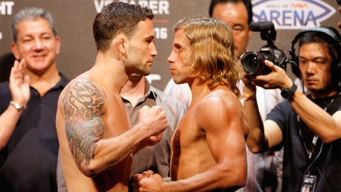 UFC Fight Night: Edgar vs. Faber