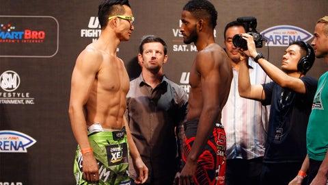 UFC Fight Night: Edgar vs. Faber