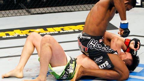 UFC Fight Night: Edgar vs. Faber in photos