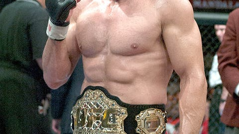 Randy Couture 2003-2004
