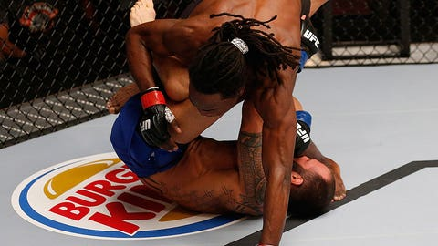 Jason Jackson (Blackzilians) vs. Marcelo Alfaya (ATT)
