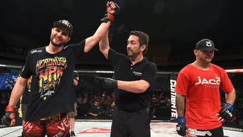 UFC Fight Night: Condit vs. Alves in photos
