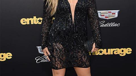 Ronda Rousey attends 'Entourage' premiere