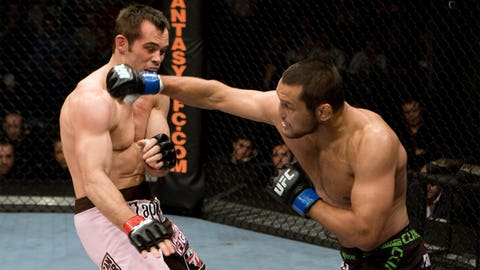 Dan Henderson vs. Rich Franklin