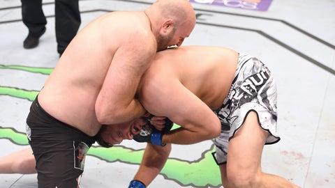 UFC Fight Night: Boetsch vs. Henderson in photos