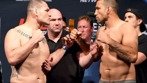 UFC 188: Velasquez vs. Werdum weigh-in gallery