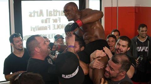 Steve Carl (ATT) vs. Kamarudeen Usman (Blackzilians)