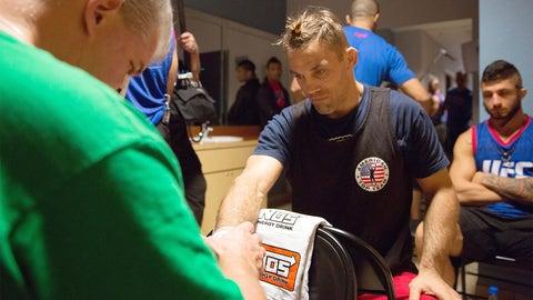 The Ultimate Fighter: Nate Coy vs. Valdir Araujo