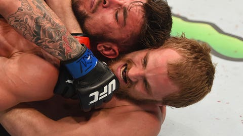 UFC 189: Mendes vs. McGregor in photos