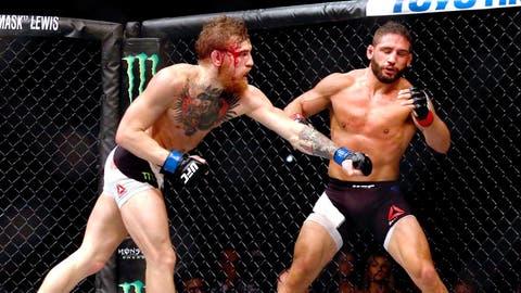Conor McGregor vs. Chad Mendes