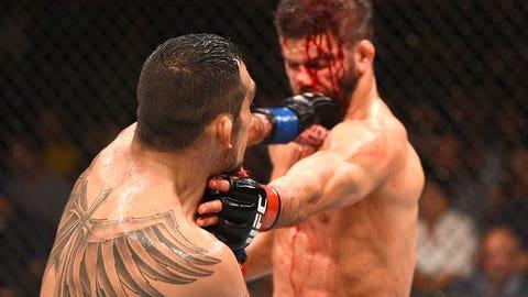 UFC Fight Night: Mir vs. Duffee in photos