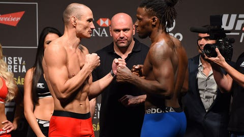 UFC 190 Weigh-in Gallery